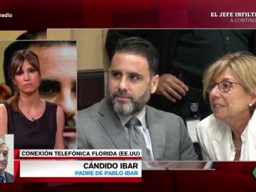 """El padre de Pablo Ibar celebra la sentencia que libra a su hijo de la pena de muerte: """"Es la primera vez que ganamos algo en 25 años"""""""
