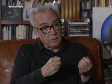 """Juan José Millás medita sobre """"la euforia excesiva"""": """"Aunque estés muy contento, tienes que hacerte el cabreado o el destino te da algo malo"""""""