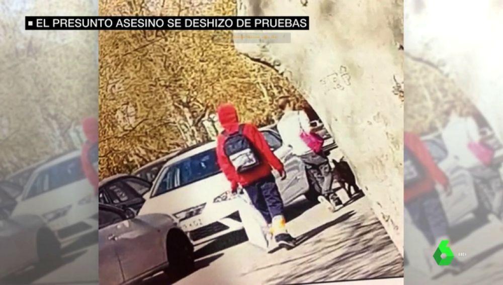 Las fotos que revelan que el asesino de Janet Jumillas no actuó solo