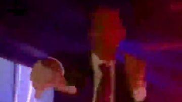 Ignacio Aguado imita el baile de Michael Jackson y se hace viral