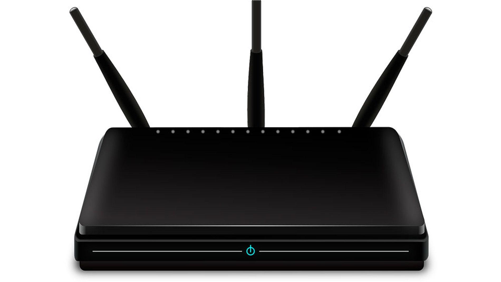 El router, siempre lo más aislado posible