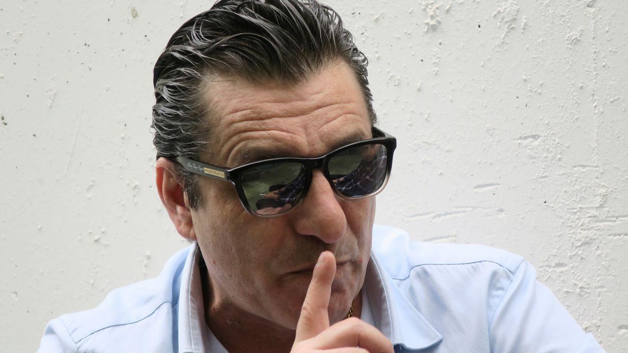 Paulo Futre, leyenda del Atlético de Madrid