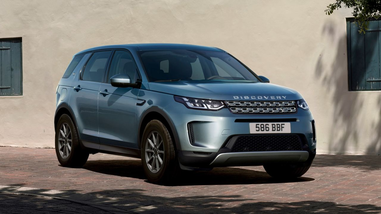 2020 Land Rover Discovery Sport Price