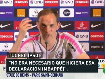 """Tuchel enciende las alarmas: """"Si Mbappé o Neymar se van, encontraremos soluciones"""""""