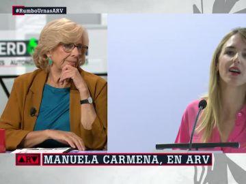 Manuela Carmena en ARV