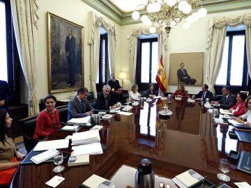 Batet pide un informe a los letrados y aplaza la decisión sobre los presos