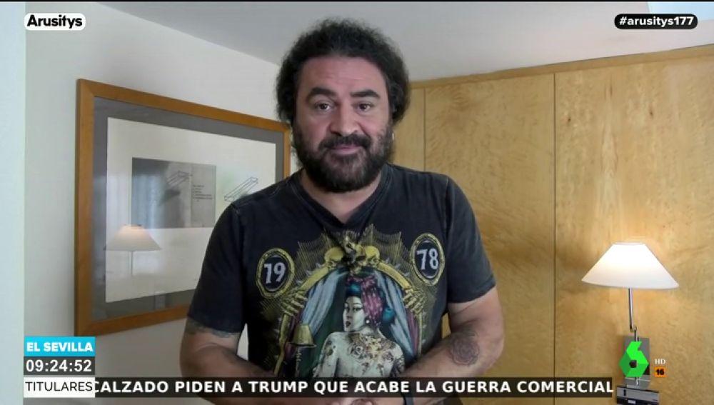 """El Sevilla valora el fin de """"la colorida campaña"""" electoral: """"El lunes será de color negro para más de uno"""""""