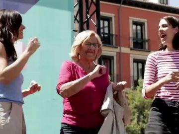 De entrañable abuelita a bruja antisistema, Manuela Carmena vista desde las filas del bloque de la derecha