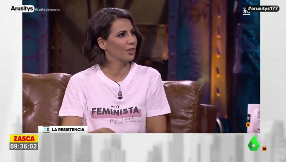 """El 'troleo' de Ana Pastor a Broncano: """"Soy igual de cómica que tú periodista"""""""