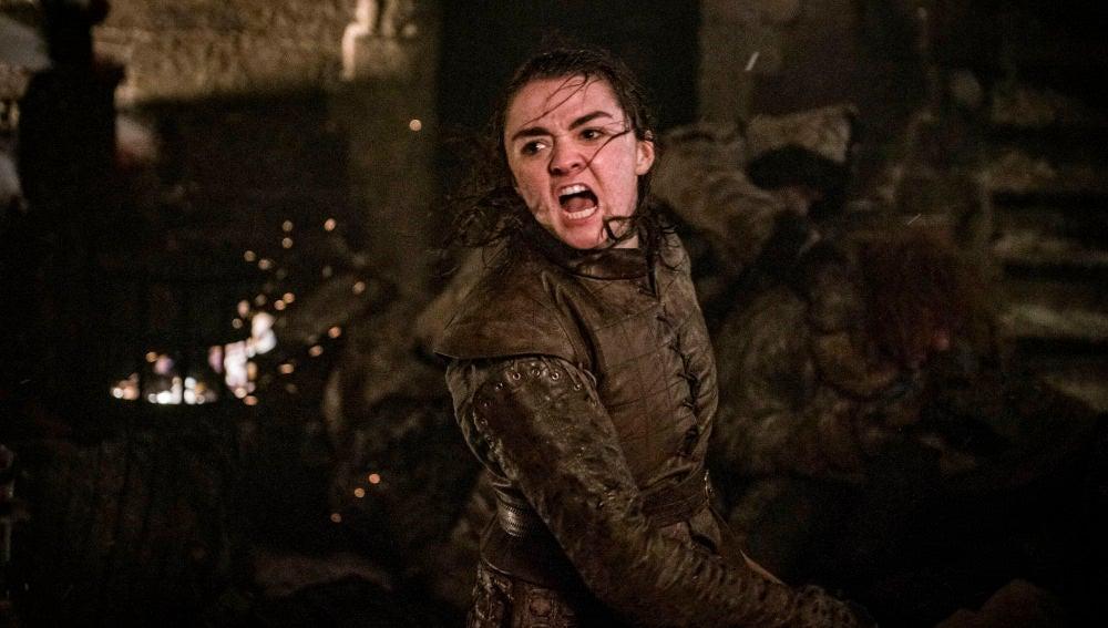 Arya, de Juego de Tronos