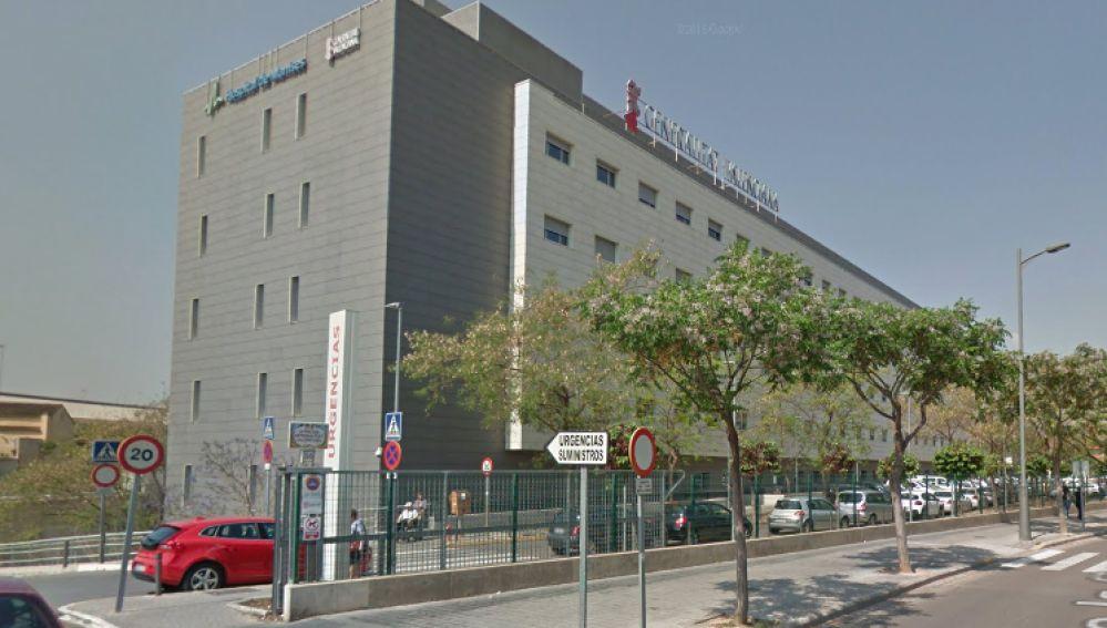 Hospital de Manises (Archivo)