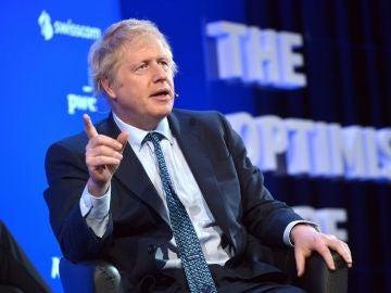 El conservador Boris Johnson, exalcalde de Londres