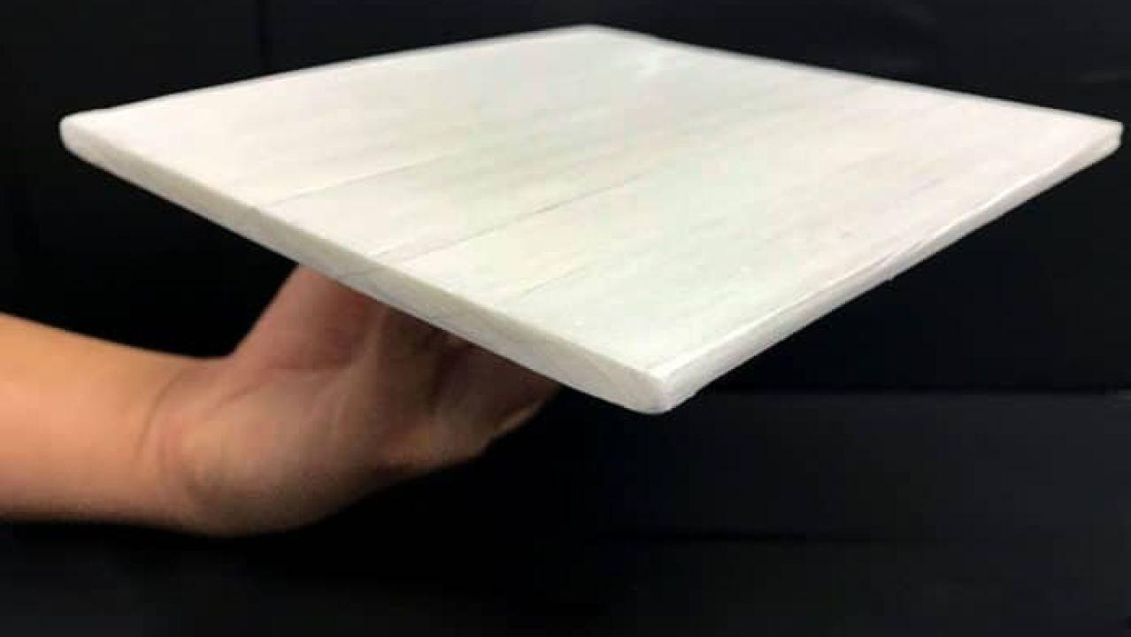 Descubren una madera que podría reducir a la mitad el gasto en aire acondicionado y calefacción