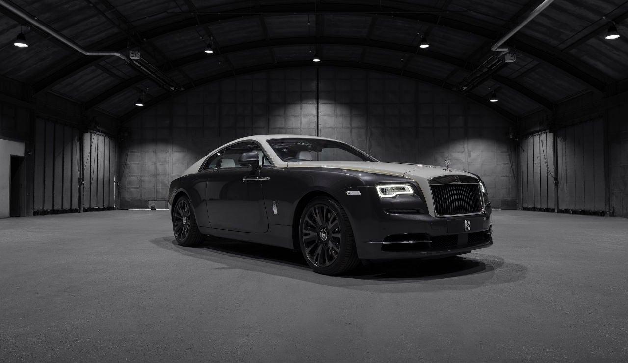 Rolls-Royce presenta su Wraith Eagle VIII, todo un homenaje al cielo en la tierra