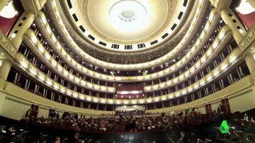 Un recorrido por la historia de Europa vista a través de los cuatro siglos de grandes óperas en París, Milán, Venecia o Barcelona