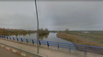 Puente de Los Tres Arboles en Zamora