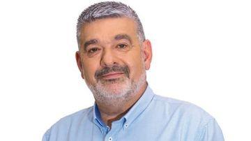David Javier García Ostos, candidato del PSOE a la alcaldía de Écija.