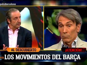 """'Lobo' Carrasco, tras la derrota del Barça en Copa: """"Va a haber muchas más salidas de las previstas"""""""