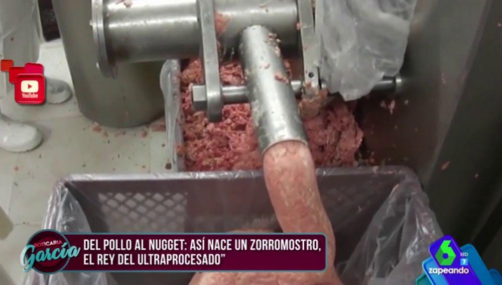 El nugget, el 'Darth Vader' de la cadena alimenticia: Boticaria García te desmonta al rey del ultraprocesado