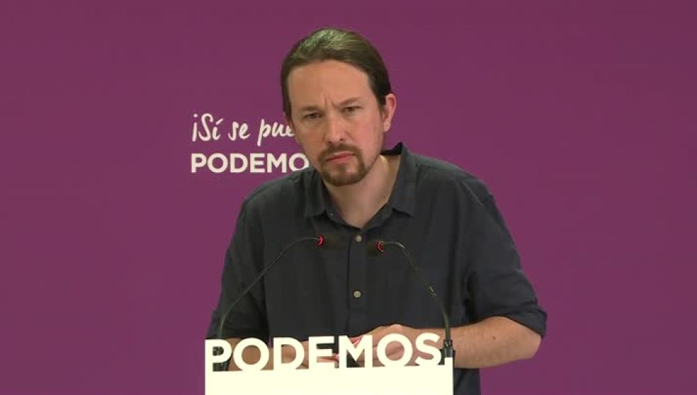 Pablo Iglesias en ARV
