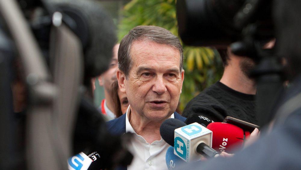 El alcalde de Vigo y Presidente de la FEMP Abel Caballero