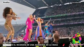 Polémico regreso de las Spice Girls
