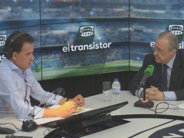 """Florentino Pérez: """"Cristiano tenía asumido que quería nuevos retos y aprovechó la final de Champions"""""""