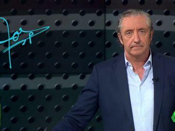 """Josep Pedrerol: """"Valverde será la primera víctima de la crisis del Barça... pero las vacas sagradas tampoco deberían estar a salvo"""""""