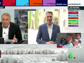 """García Albiol: """"Espero que el PSOE no vuelva a hacer un pacto en contra de la voluntad de la mayoría"""""""