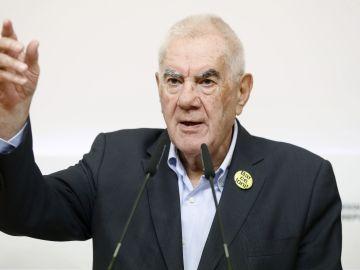 El candidato de ERC al Ayuntamiento de Barcelona, Ernest Maragall