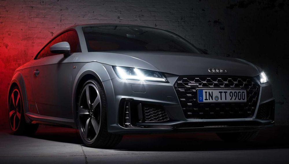 Audi TT Quantum Gray Edition, sólo disponible a través de Internet