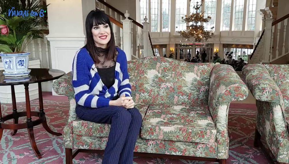 """Irene Villa habla de su experiencia en Disneyland París: """"Con 'La Sirenita' me emocioné porque mis hijos dice que soy como ella"""""""