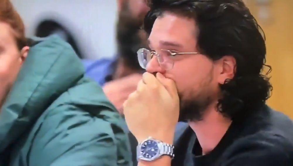 Kit Harington tras leer el final de 'Juego de Tronos'
