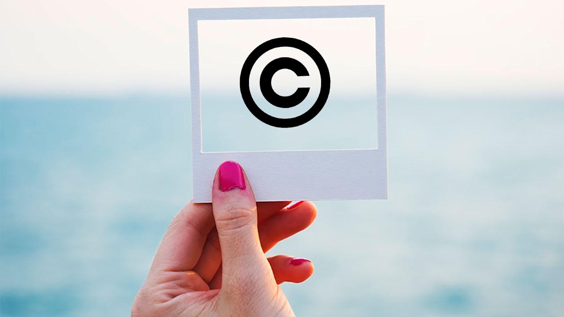 Marca de agua para proteger el Copyright