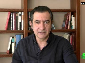 """El análisis de Ángel Antonio Herrera sobre el festival de Cannes: """"Parece que es la resurrección de Banderas, pero nunca ha parado"""""""