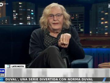 """Estos son los planes de Carmena tras su retirada de la política: """"Haré magdalenas y bufandas e iré a revisiones médicas"""""""