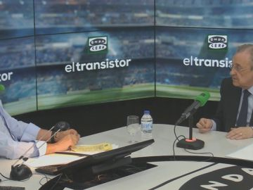 "Florentino Pérez: ""Ni hemos hablado con Mbappé, ni vamos a hablar"""