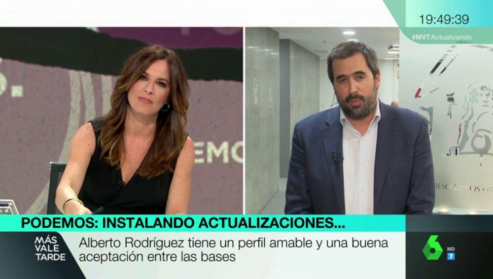 """Carlos Cué: """"No hay alternativa a Sánchez, va a gobernar cuatro años"""""""