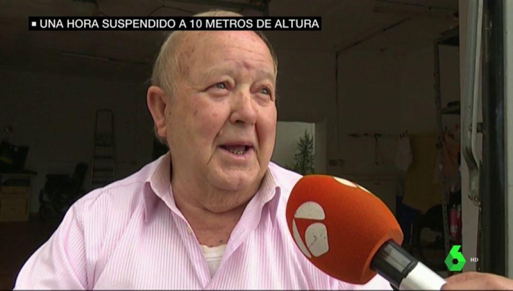"""Habla el conductor con movilidad reducida rescatado de caer por un barranco en Tenerife: """"Alguien te socorrerá, vivo o muerto"""""""