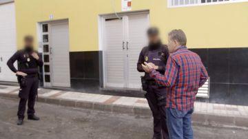Alberto Chicote y la Policía en ¿Te lo vas a comer?