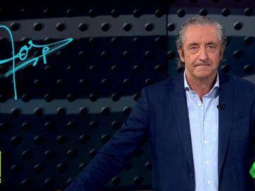 """Josep Pedrerol: """"Parejo es un ejemplo para todos, que además nos deja un mensaje. Si te esfuerzas… ganas, enhorabuena"""""""