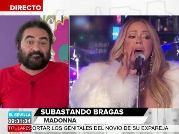 La anécdota de El Sevilla y y Mojinos Escozios sobre Mariah Carey