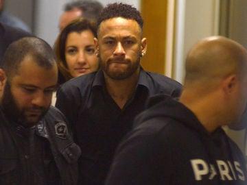 Neymar, en los juzgados