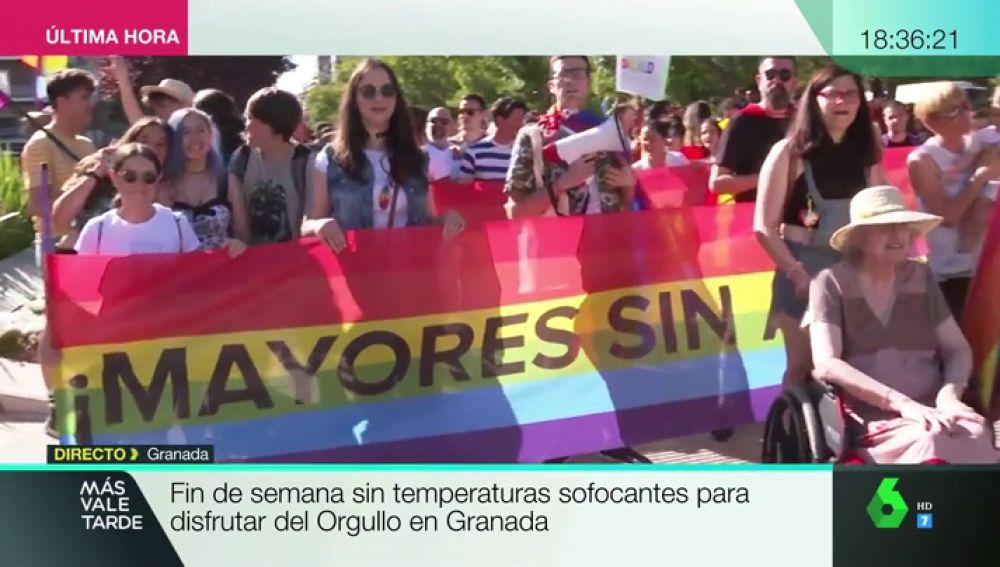 Orgullo en Granada