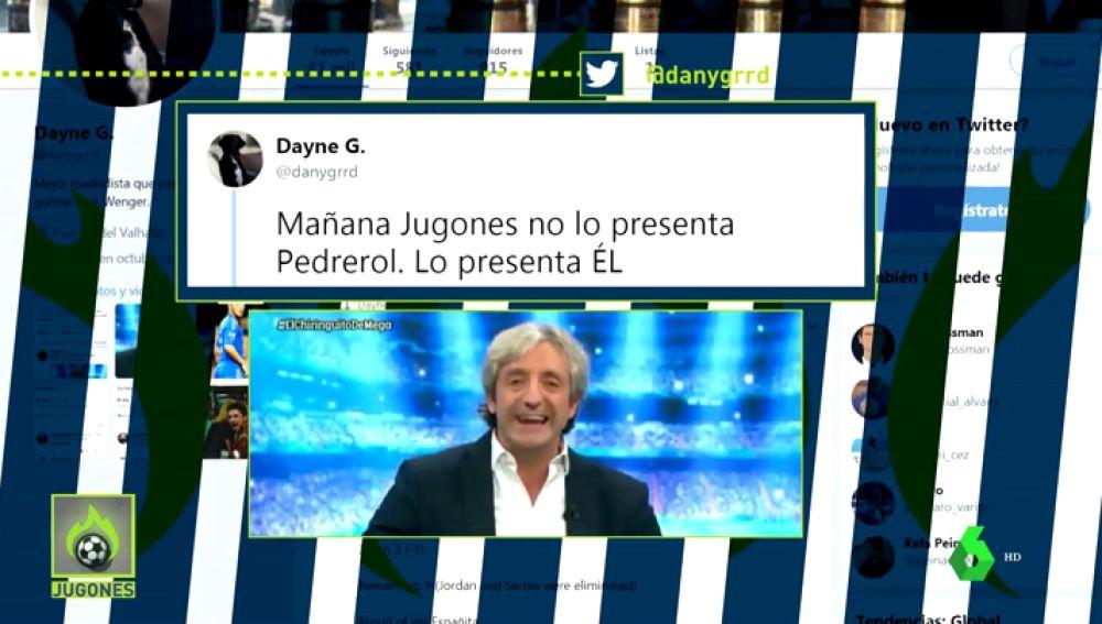 Revolución en redes sociales por la promesa de Josep Pedrerol con el fichaje de Hazard por el Real Madrid