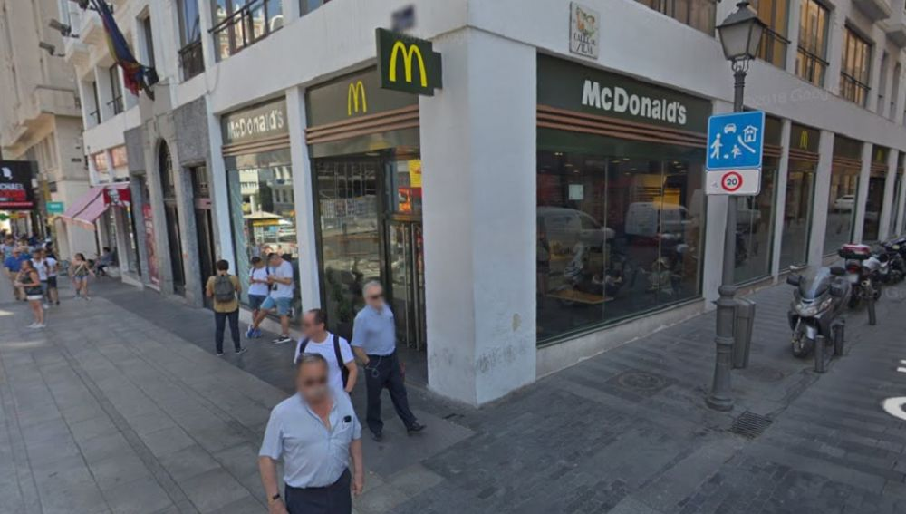 McDonald's de Gran Vía 52
