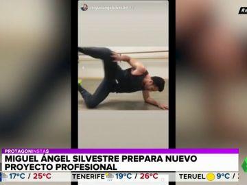 Miguel Ángel Silvestre revoluciona las redes con sus dotes de bailarín