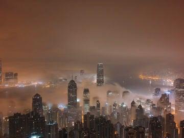 En las ciudades se da el efecto isla de calor