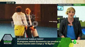 Liarla Pardo desvela este domingo material inédito sobre la imputación de Francisco Camps en el 'caso Fitur'