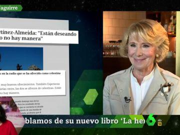 """Aguirre reconoce que ha fracasado buscando novia a Martínez-Almeida: """"Le presenté una hija de Tiger Woods pero nada"""""""